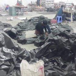 Xưởng Sản xuất, cung cấp may ép bạt mái kéo, bạt mái xếp, bạt che nắng theo yêu cầu tại Sóc Trăng