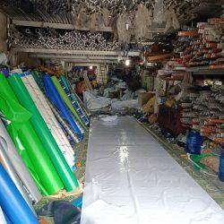 Xưởng Sản xuất, cung cấp may ép bạt mái kéo, bạt mái xếp, bạt che nắng theo yêu cầu tại Thanh Hóa